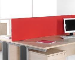Office desk dividers Mounted Rectangular Desk Screens Pwfaainfo Desktop Office Screens Dividers Partitions Furniture At Work