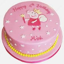 Peppa Pig Cake Images Birthdaycakeformenga