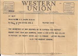 Using telegrams and love letters to teach World War II | PBS NewsHour