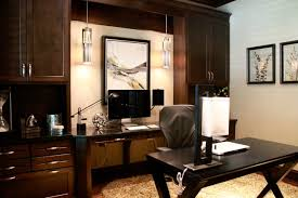 masculine home office. Contemporary Masculine Home Contemporary-home-office Office