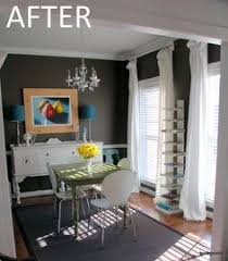 Office kitchen table Expandable Before After Dining Room Goes From Bland To Grand Pinterest 218 Best Doffice dining Roomoffice Ideas Images Bed Room Home