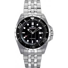 rotary agb00013 w 04 mens watch watches2u rotary agb00013 w 04 mens aquaspeed black steel watch