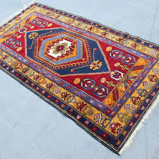best blue and yellow area rugs products on wanelo