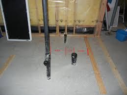 plumbing - Basement Bathroom Rough-In Configuration - Home ...