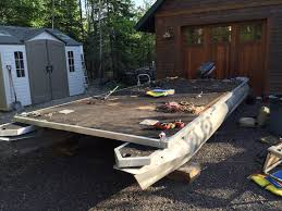 stripping deck