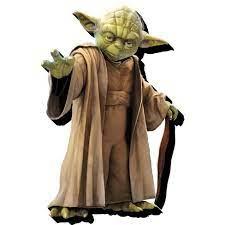 Nmr Distribution Star Wars Yoda Funky Chunky Magnet : Target