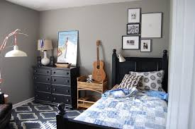 Bedroom, Inspiring Decorating Teen Boys Room Boys Bedroom Paint Ideas  Bedroom With Bed And Tables ...