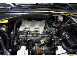 2000 Chevrolet Venture LT 3.4 Liter OHV 12-Valve V6 Engine Photo ...