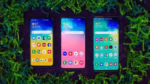 Galaxy S10 Vs Galaxy S9 S10 Plus S10e S10 5g Whats New