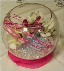 Fish Bowl Decorations For Weddings 60 Fish Bowl Decorations Ideas Best 60 Fish Bowl Centerpieces 30