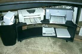 printer stand file cabinet. Under Desk Printer Stand File Cabinet With Filing And 4