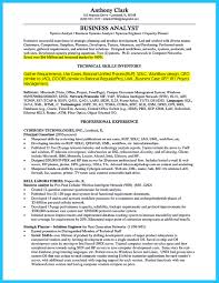 100 Banking Business Analyst Resume Sample Resume For