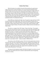 clash of the titans greek and r myth essay clash of  1 pages 1 9 clash of the titans greek and r myth essay
