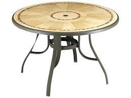 round resin patio table resin round dining table with round plastic patio table with umbrella hole resin patio table