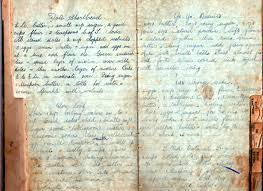 recipe pages from my mother s old cookbook