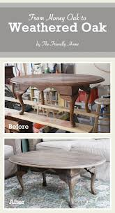 Best 25 Painting oak furniture ideas on Pinterest