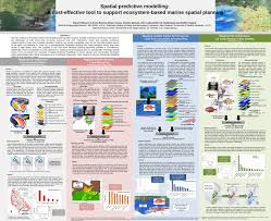 pdf spatial predictive modelling a cost effective tool to support ecosystem based marine spatial planning