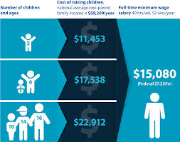 Va Child Support Chart Building The Next Generation Of Child Support Policy Research