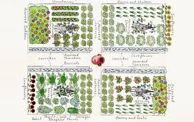 Small Picture Flower Garden Layout Best 25 Garden Design Plans Ideas On
