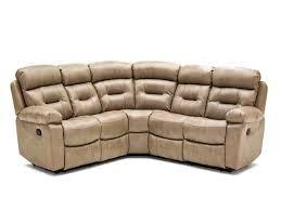 legend nappa tan brown armless fabric corner modular sofa