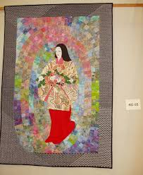 sashiko and other stitching: The Japanese quilts at Sandown Park & Reiko Domon, leader of Peaceful Heart Quilt Group and one of the founders  of Yuza Sashiko Guild, organised a special exhibit of quilts for the  Grosvenor ... Adamdwight.com
