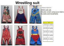 Wholesale Bulk Custom Full Sublimated Wrestling Singlets