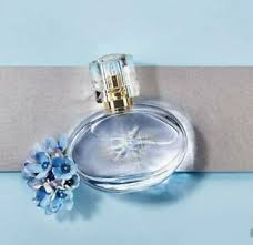 ORIFLAME LUCIA BRIGHT AURA edt white currant forget-me-not flower ...