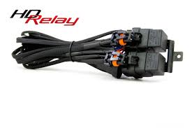morimoto relay wire harness ultra hid lighting 9006 Hid With Relay Wiring Diagram morimoto 9005 9006 h10 hd relay harness 1 HID Headlight Wiring Diagram