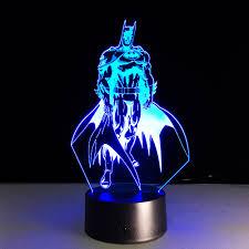 Marvel Bedroom Decor Online Get Cheap 3d Marvel Night Light Aliexpresscom Alibaba Group