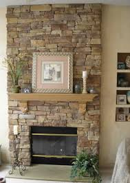 Rustic Stone Corner Fireplace Rustic Stone Corner Fireplace Q