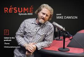 RESUME: Mike Dawson | Voice Over Talent and Audio Engineer