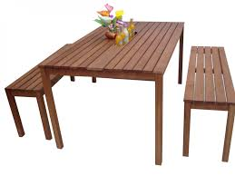 modern wood patio furniture. Wonderful Wood Patio Table Modern Furniture Set Glubdubs Design Concept