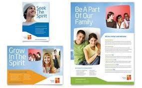 Church Welcome Brochure Samples Free Church Brochure Templates For Microsoft Word Toddbreda Com