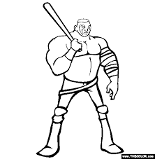 Small Picture Super Villains Online Coloring Pages Page 2