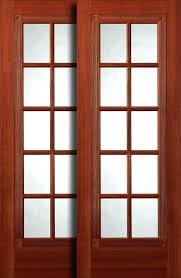 sliding french doors cool indoor with pass door pocket glass interior