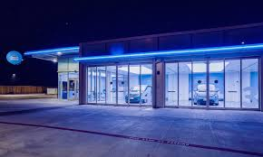 Carvana Houston Vending Machine Magnificent Carvana Opens an EightStory Car Vending Machine Cool Material