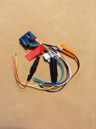 vr vrcdsdu car stereo dvd player wiring harness