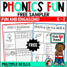 Learning to read starts here. Phonics Worksheets Free Distance Learning By Carrie Lutz Tpt