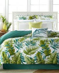 palm tree comforter sets queen tropical palm leaves bedding set bed in a bag pertaining to tree comforter sets queen idea home organization ideas diy