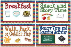 Visual schedule preschool routine printable visual schedules free printable daily printable. 6 Best Printable Preschool Visual Daily Schedule Printablee Com