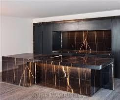 noir aziza marble black gold marble countertops kitchen tops worktops tunisia black marble table counter tops noir aziza black gold polished marble