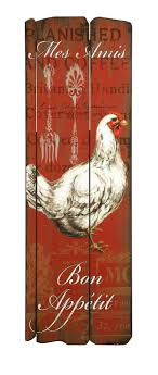 Red Kitchen Wall Decor Wall Decor Rooster Wall Decor Home Design Interior Inspiration