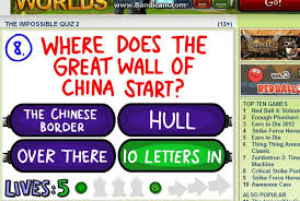 The Impossible Quiz 2 Answers Answers To The Impossible Quiz The Impossible Quiz 2 And