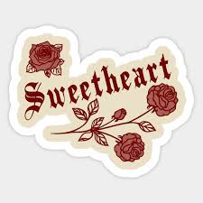 Sweet Heart Rose Size Chart Sweetheart