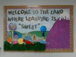Door Chart Ideas Candyland Classroom Doors Capitalization Anchor Chart Idea