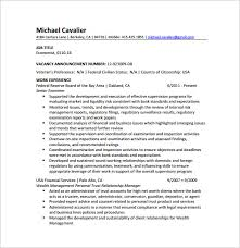 MBA Student Resume Free PDF Template