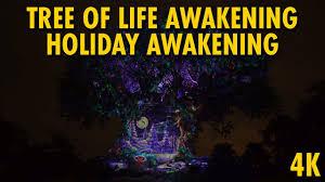 Holiday Tree of Life Awakening with <b>Rabbits</b>, <b>Deer</b>, and Polar <b>Bears</b> ...