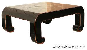 best black lacquer coffee table piano painted floral modern lacquer furniture modern a27 modern