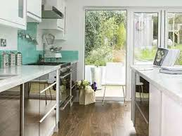 Galley Kitchens With Island Kitchen 55 Beautiful Galley Kitchen Designs With Island 60 For