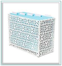 Hanging File Storage Box Decorative File Storage Box Decorative 51